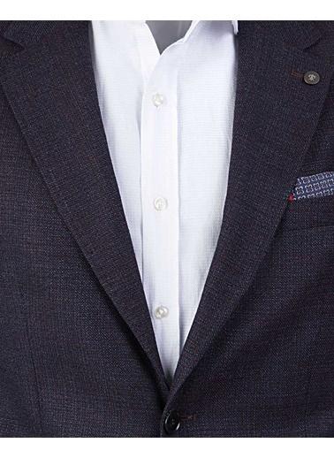 Damat Klasik Ceket Mürdüm
